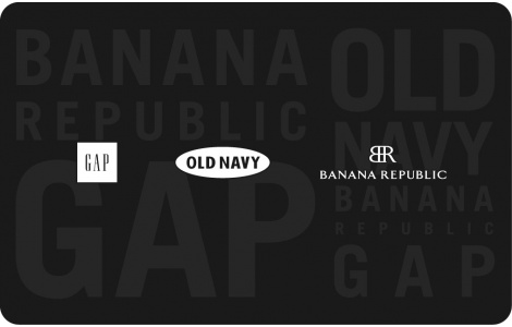 Additional value may be added at any Old Navy, Gap, Banana Republic or Athleta location. Redeemable for cash when the balance is less than $5 or as required by law. Restricted to use in the U.S.A. and Canada.,To check your Card balance or report a lost or stolen Card: Call toll .