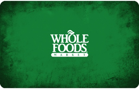 NGC - Whole Foods Gift Cards Canada | eGift Cards | NGC Canada